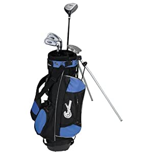 Confidence Golf Junior Golf Clubs Set, AGE 4 - 7, Right Hand