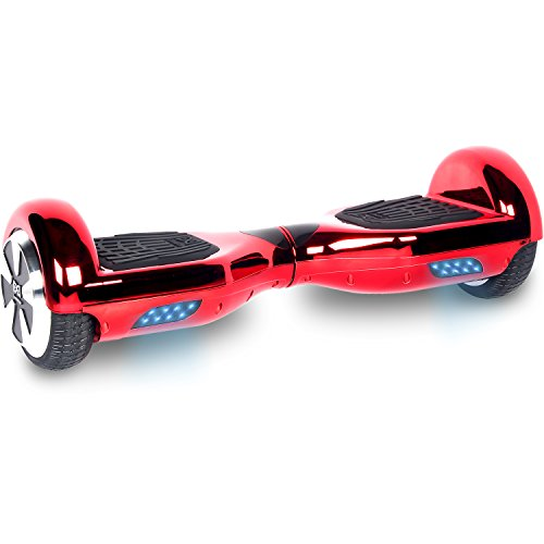 Cool&Fun Hoverboard Patinete Eléctrico Scooter talla 6.5