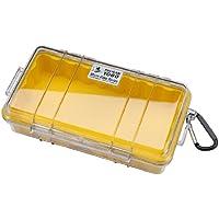 Pelican 1060 MicroCase - Caja (Policarbonato, Amarillo, 209 mm, 108 mm, 57 mm, 470 g)