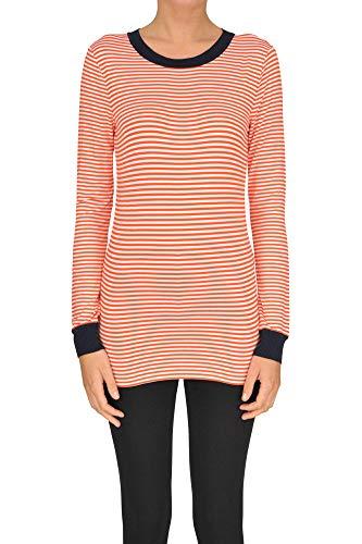 Michael Michael Kors Striped t-Shirt Woman Coral M int. -