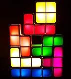 Wasserleitung Wandleuchte RSQJ LED Square Light Kinder Intellektuelle Entwicklung Nachtlicht Umgebungslichter (Color : A)