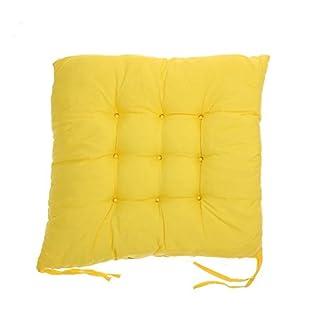Awakingdemi Chair Cushion Patio Chair Seat Pad Cushion Soft Comfort Cotton Seat Cushion Home Office Bar Chair Cushio 15.7