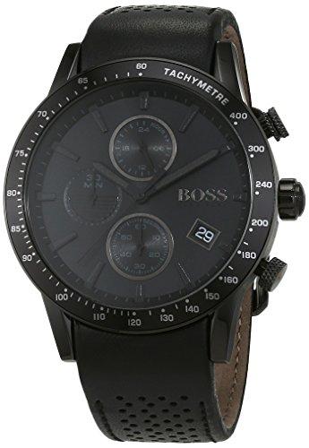 Hugo BOSS Herren-Armbanduhr 1513456, Schwarz