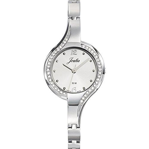Joalia 633322 - Orologio da polso donna, metallo, colore: argento