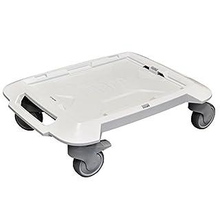 PARCO Rollbrett L-Boxx Roller Tragkraft bis zu 100kg, 646 x 492 x 48 mm