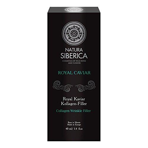 Natura Siberica Kollagen-Filler mit Beluga-Kaviar, 1er Pack (1 x 40 ml)