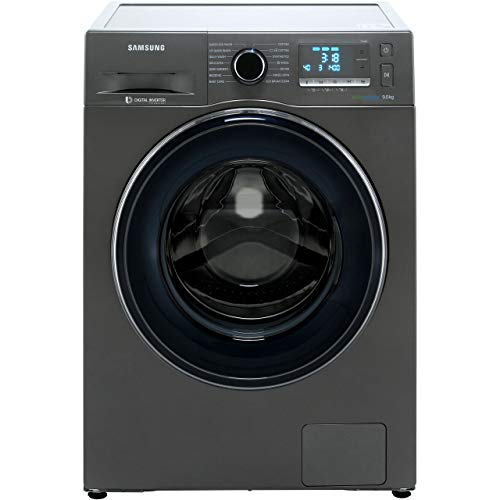 Samsung WW90J5456FC A+++ Rated Freestanding Washing Machine - Graphite