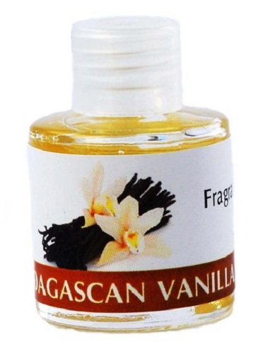 GREEN TREE CANDLE 5055280604313 Madagascar Vanille Huile parfumée 10 ML