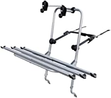 Menabo 927828 LOGIC III Rear Bicycle Carrier for 3 Bikes
