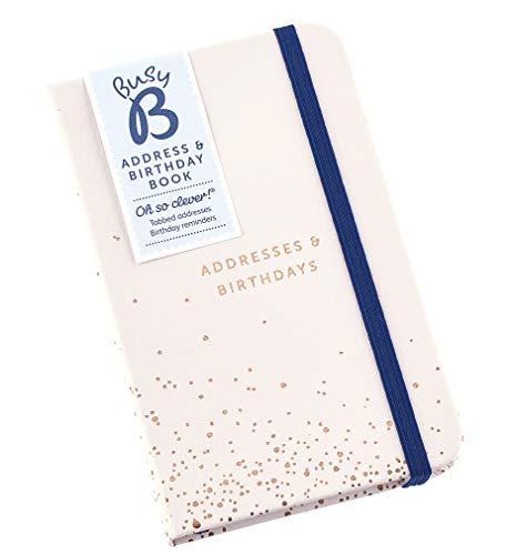 Adress- und Geburtstagsbuch