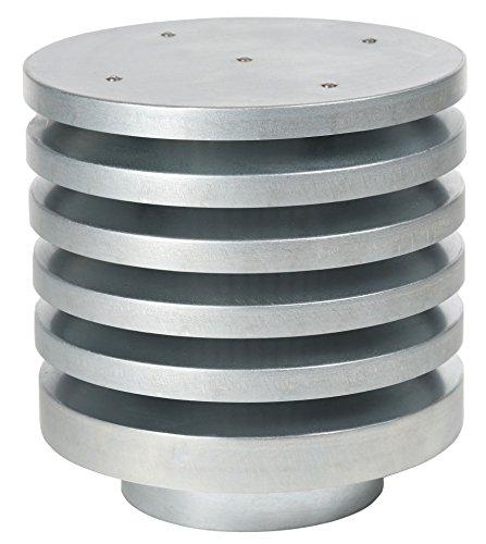 80 100 125 150 160 200 Intelmann Tellerventil Zuluft /Ø 80