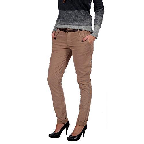 ONLY -  Pantaloni  - Donna Beige