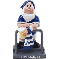 FC Schalke 04 Gartenzwerg Stehplatz klein