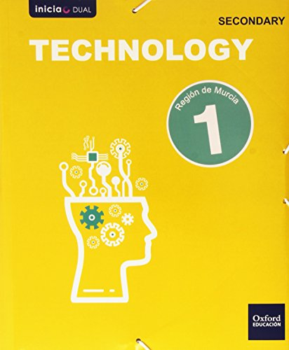 Technology student's pack murcia eso 1 (inicia dual)