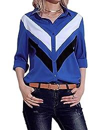 61659f20df6a Amazon.es: nuevo - Blusas y camisas / Camisetas, tops y blusas: Ropa