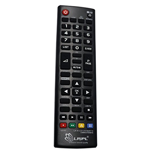 LRIPL Led Lcd 3D TV smart TV remote control compatible For LG 3D Smart Led/Lcd  available at amazon for Rs.239
