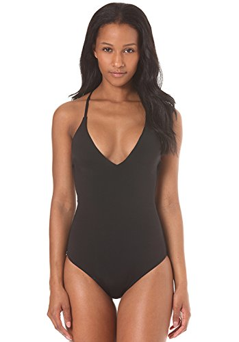 roxy-strappy-love-one-piece-swimsuit-maillot-une-pice-femme-xs-noir