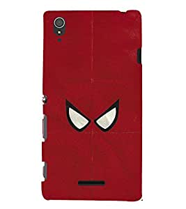 GADGET LOOKS PRINTED BACK COVER FOR SONY XPERIA T3 MULTICOLOR