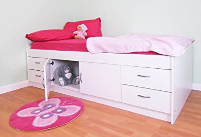 Mrsflatpack GAMMA MIDI CABIN BED - M2360