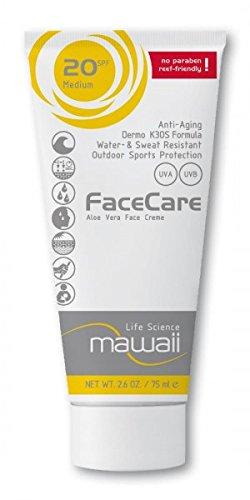 Mawaii FaceCare SPF 20 75ml 2019