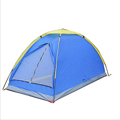 ZWGYQ Camping Zelt Single-Layer-Zelt Outdoor-Freizeit-Reise-Zelt