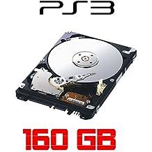 160GB Festplatte für SONY Playstation 3, ALLE Baureihen inkl. PS3 SLIM