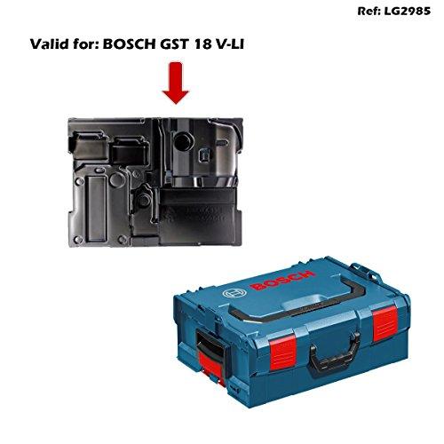 BOSCH L-Boxx 136 + Einlage GST 18 V-LI