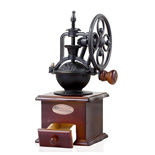 Kaffeemaschine, Filter Kaffeemaschinen mit Timer, Permanent Filter, Anti-Drip-Funktion, Automatische...