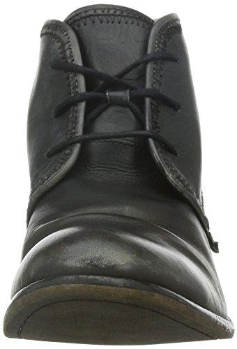 FLY London Watt, Bottes Classiques Homme Noir (Black 002)
