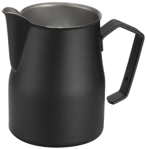 Motta 02550/00 - Jarra para emulsionar leche, 50 cl, color negro