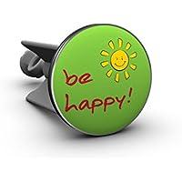 Plopp bonde be happy vert, pour lavabo, bonde, bonde Excenter, déversoir