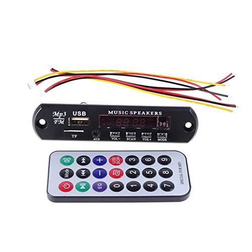 Longsw Neue Wireless Bluetooth MP3 WMA Camping Decoder Bord USB Radio Auto MP3 Player
