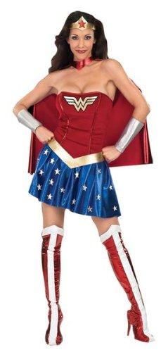 Rubie's Wonder Woman-Kostüm für Damen XS