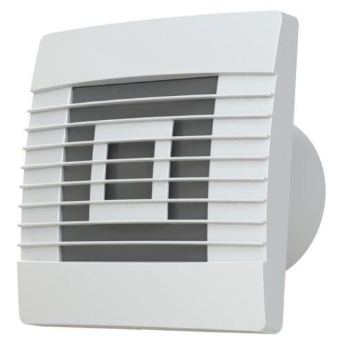Muro Quality cucina bagno estrattore standard di 100 millimetri ventilatore con ventilatore gravità scatto prestigio