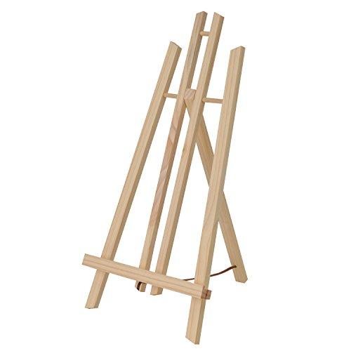 Artina Tisch-Staffelei London aus Kiefern-Holz ideal zum Malen am Tisch für Künstler und Kinder geeignet -