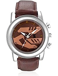 TSX Analog Watch With Leather Strap WATCH-026