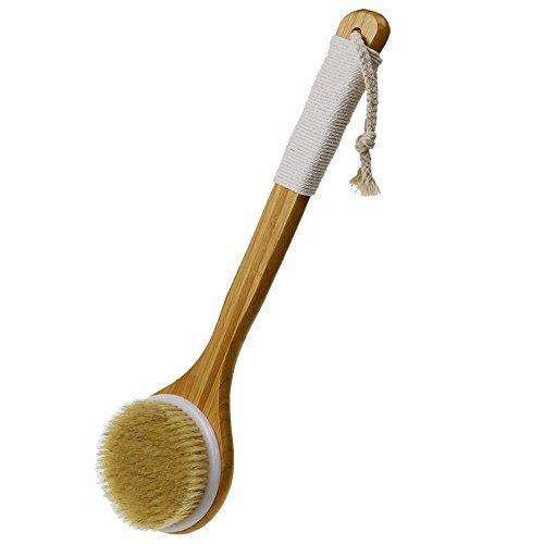 Cepillo Espalda,JUSTIME Baño Ducha Cuerpo Cepillo