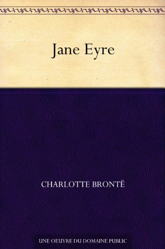 Jane Eyre (French Edition) eBook: Brontë, Charlotte: Amazon.es ...