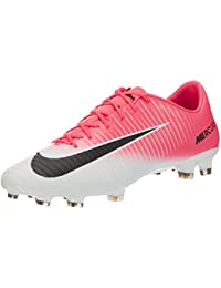 b16228e3c85 Amazon.co.uk  Pink - Football Boots   Sports   Outdoor Shoes  Shoes ...