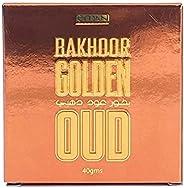 Eman Golden Oud Bakhoor 40g