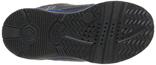 Geox B Todo C, Chaussures Marche Bébé Garçon Grau (Dk GREY/ROYALC0071)