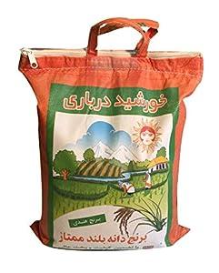 Basmatireis Khorshid Sonne Darbari Reis 5 Kg