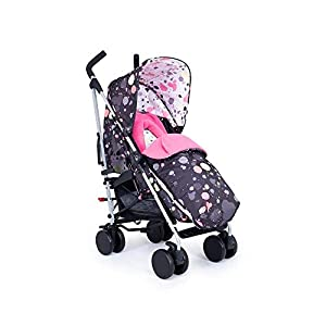 Cosatto supa Pushchair Seattle with footmuff & raincover Birth to 25Kg   6