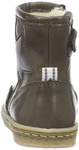 Bellybutton Stiefelette, Bottes courtes avec doublure chaude mixte enfant Brun (Antracite)