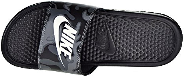Nike 631261, Zapatos de Playa y Piscina para Hombre, Negro (Black/Summit White 013), 41 EU  -