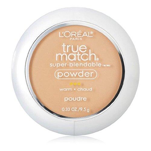 (6 Pack) L'Oreal Paris True Match Powder Nude Beige