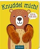 Knuddel mich!: Komm in meine Arme, kleiner Bär! (Ärmchen-Bücher)