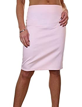 ICE (2541-7 Elegante Falda de Tubo con la luz de la lámpara 56cm Rosa Claro