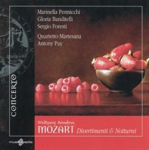 Mozart : Divertiments et Nocturnes