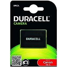 Duracell DRC3L - Batería para cámara digital equivalente a Canon NB-3L
